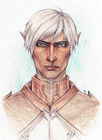 Fenris by Vicdin