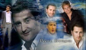Paul Byrom Wallpaper by IBelongToTheDoctor