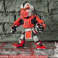 Sektor Figure by the-gil-monster