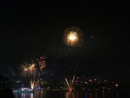 Fleet Review Fireworks 19 by BrendanR85