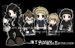 My Chemical Romance by amy-art