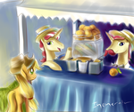 Return of Flim and Flam speedpaint by Incinerater