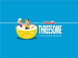 Threesome by ip