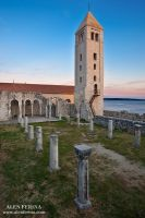 St John the Evangelist, Rab, island Rab, Croatia by Febo-theRealOne