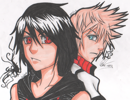 oceane and Ventus by oce-sky62