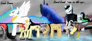 :Les Mis Ponies: The Beginning by Reipid