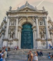 Church in Venice2 by qwstarplayer