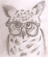 Whooo's hipster now? by thedoomedkitteh