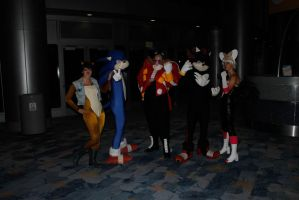 WC13-Sonic Cast by moonymonster