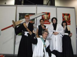 Bleach cosplay group by Imagine-Jo-2006