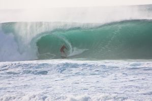 Banzai Pipeline by Milton-Andrews
