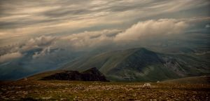 In the clouds by CharmingPhotography