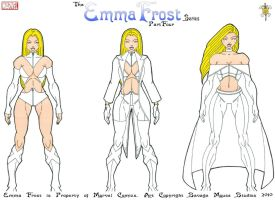 Emma Frost Series: Part Four by SavageMouse