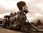 The Glenbrook Sepia by Scooby777