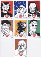 Spook Show sketch cards 3 by tdastick