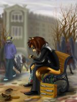 waiting by Xenys
