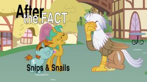 After the Fact: Snips and Snails by MLP-Silver-Quill