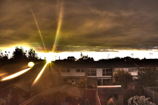 Sunset HDR 1 by ViperKid89