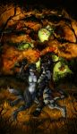 Autumn dance by Anisis
