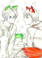 APH: USUK Bloody Trap Land by Lucyyy9798