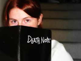 Death Note cosplay 1 by k-ee-ran