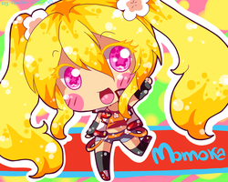Kira Pop Chibi Momoka by Desiree-U