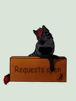 Requests OPEN by Jodow