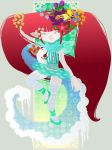 winter sprite 1 of 3: claribel by magaly