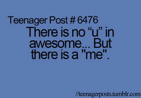 TEENAGER POST 2 by BVBARMY88