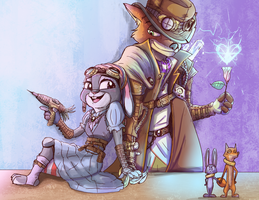 Steamtopia by DOL2006