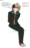 Makoto's NOT taped up by ernet888