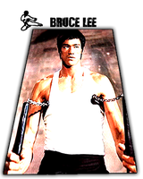 Bruce Lee HD by SafuanHD