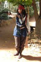 Elo Sparrow, pistol by elodie50a