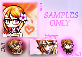 Samples Update by ixKittyMeow