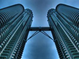 Petronas Twin Towers - FOR SALE by kuma-x