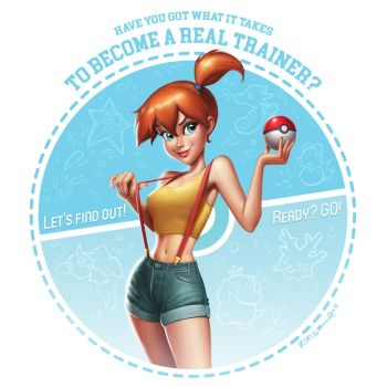 Misty Chooses You! by KimiSz