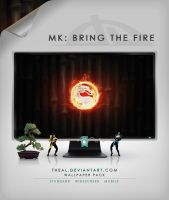 Mortal Kombat: Bring the Fire by TheAL