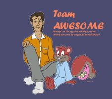 Team AWESOME....sorta by TDotBabs