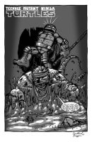 Donnie Comic by Ninja-Turtles