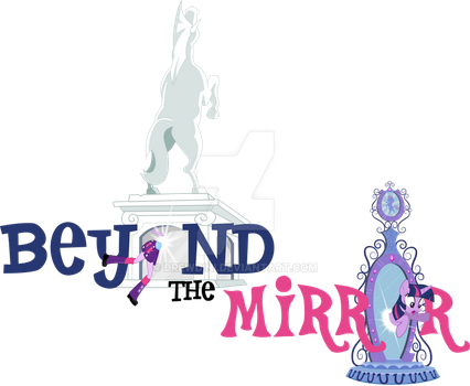 LOGO - Beyond the Mirror by Drewdini