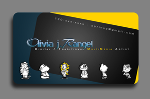 BusinessCard4 by LadySarena