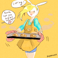 Fionna helping Pg out by memmemn