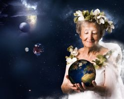 Mother Earth by sosisk86