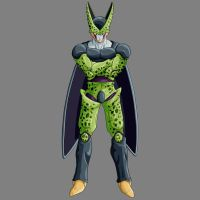 Perfect Cell by drozdoo