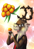 Idlewood: They had Cloudberry flavor! by Lazy-a-Ile