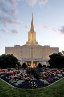 Jordan River Temple by Ericseye