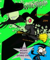 Zim does Wicked by 4Anime