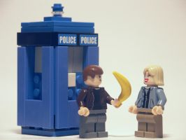11 days of The Doctor: Day 9 by AndrewStone