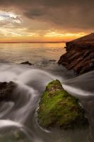 flowing tide by M-O-S