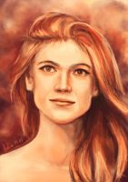 Ygritte by Elevtera